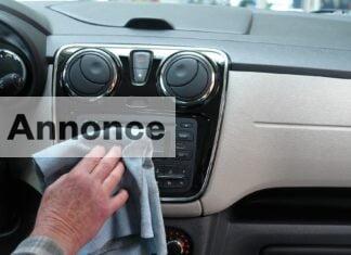 Foraarstjek af bilen