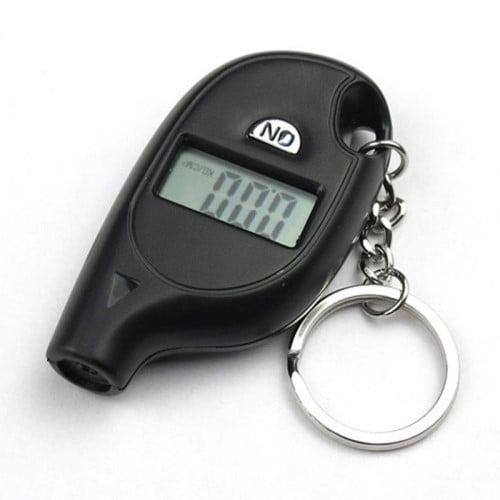 Dæktryksmåler test